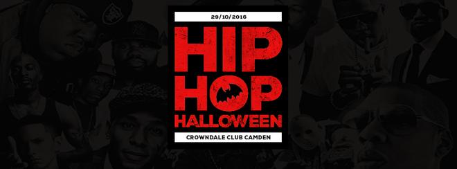 Hip Hop Halloween! Saturday October 29th!