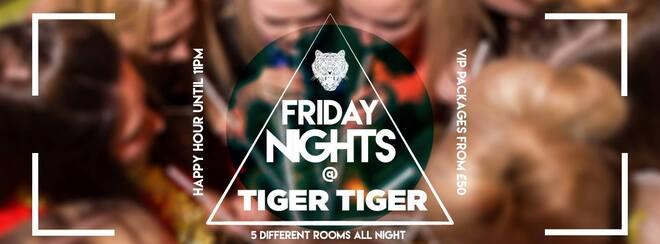 Tiger Friday's