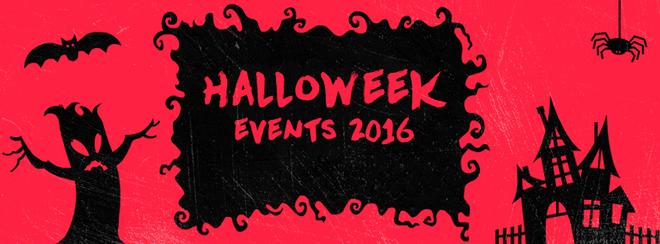 Halloweek! - The Best Halloween Events In London 2016!