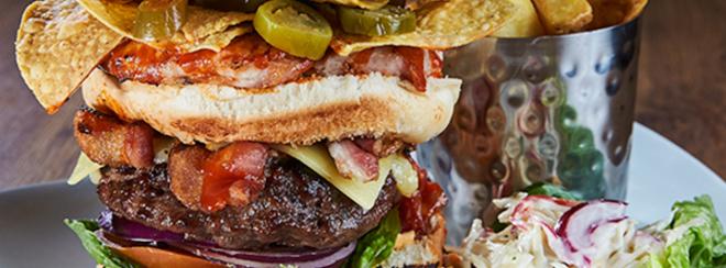 Burger Tuesday's