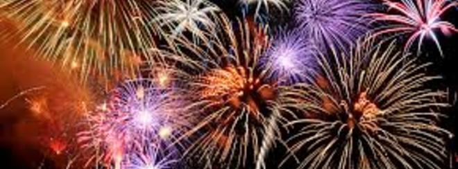 Gunwharf Fireworks night