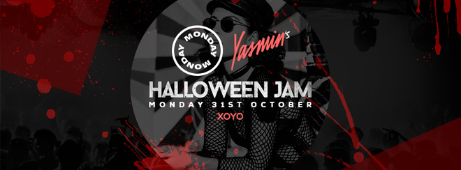 Monday Monday Halloween Special at XOYO // TICKETS ONLY!