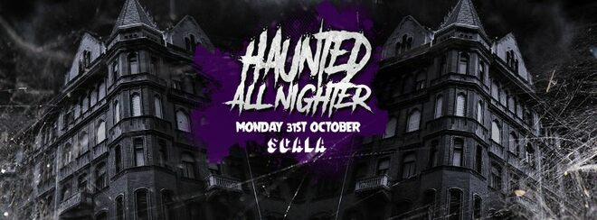 The Haunted All-Nighter | Halloween October 31st