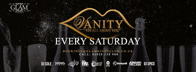 Vanity- Its All about you...