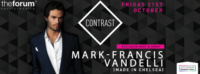 CONTRAST ft MARK-FRANCIS VANDELLI (Made In Chelsea)