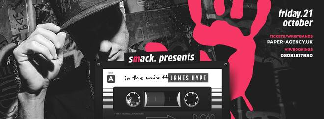 In the Mix with James Hype