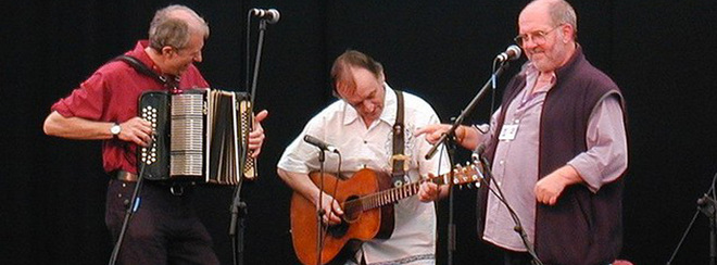 Martin Carthy and John Kirkpatrick