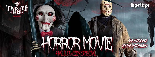 Horror Movie - Halloween Special