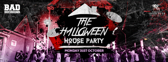 Project X Halloween House Party!