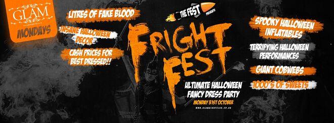 Fright Fest - GLAM Mondays