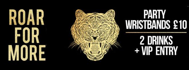 VIP Saturday's @ Tiger Tiger