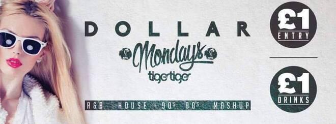 $$$ Dollar Monday's $$$