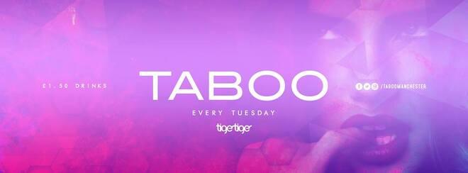 Taboo Tuesday's
