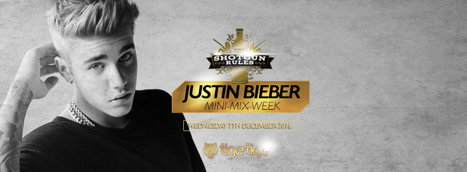 Shotgun Rules Bieber Mini Mix Week
