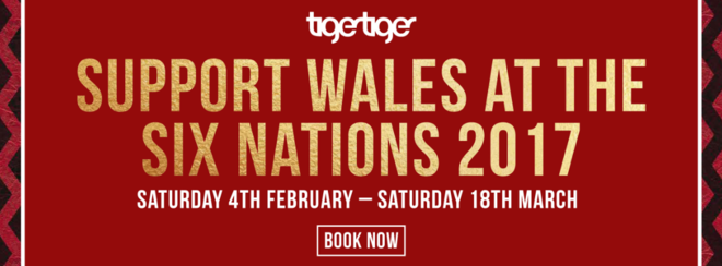 6 NATIONS: WALES V ENGLAND AFTER PARTY