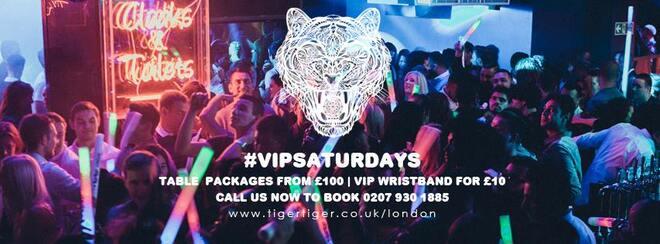 VIP Saturdays