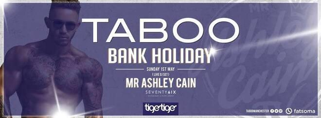 TABOO TUESDAYS WITH ASHLEY CAIN!