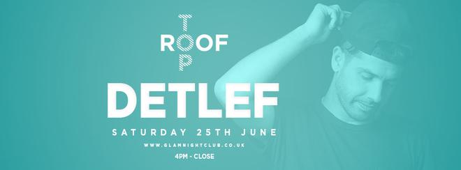 Roof Top Party: Detlef