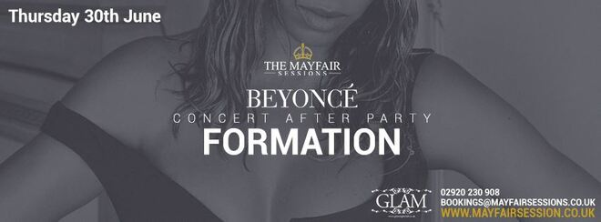 The Mayfair Sessions Concert After Party
