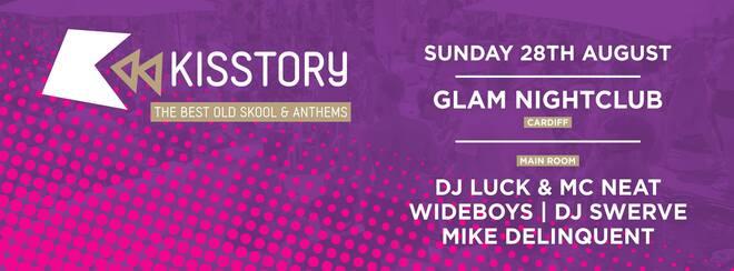 #Kisstory returns to GLAM