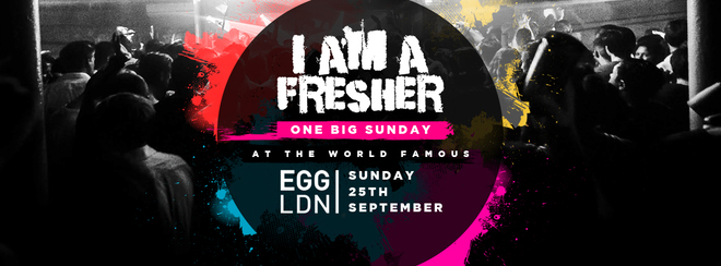 I Am a Fresher! One Big Sunday! The Week 2 Welcome Party!