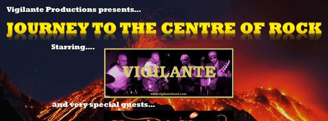 Journey To The Center Of Rock: Vigilante + Chasing Ghosts