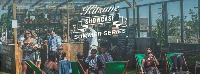 Kitsuné Summer Terrace Party