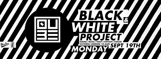The Black & White Freshers Project | Sept 19th 2016