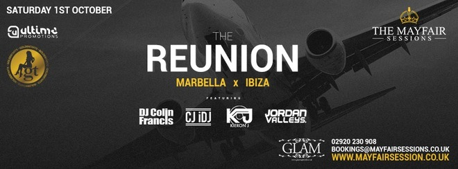 The Mayfair Sessions Marbella x Ibiza Reunion