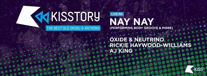 Kisstory returns to Cardiff