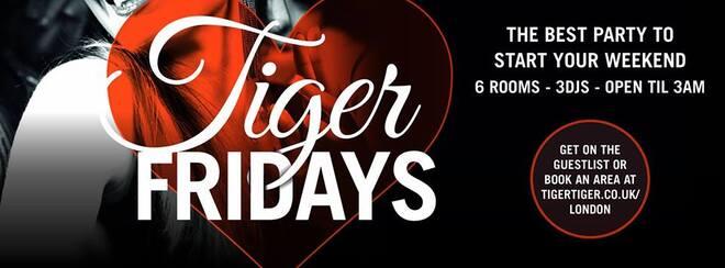 I Love Tiger Fridays